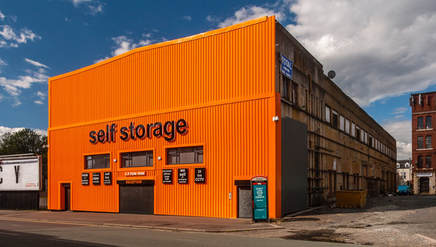 self storage facilities batter hill